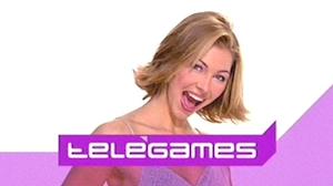 Logo van Telegames.