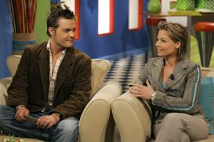 Mike en Marilou in Lijn 4. Foto: Endemol