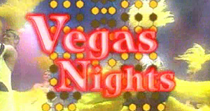 Logo van Vegas Nights.