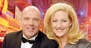 Gaston en Christine, 1999. Foto: RTL.