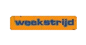 Logo van Weekstrijd.