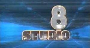 Logo van Studio 8.