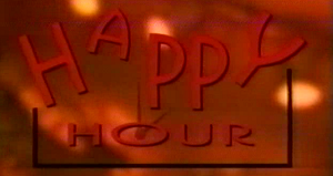 Logo van Happy Hour.