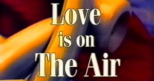 Logo van Love is on the air.